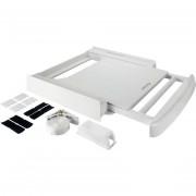 Whirlpool Skp101 Kit Di Giunzione Universale Lavatrice E Asciugatrice Con Ripian