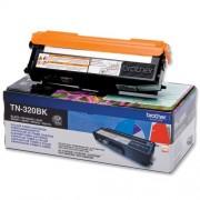 BROTHER Toner Cartridge Black for HL-4140CN/4150CDN/ MFC-9460CDN (TN320BK)
