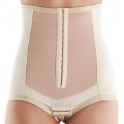 Bellefit Postpartum Girdle Corset - C-Section Recovery, Incision Healing, Compression Abdominal Binder - Medical-Grade Corset, Medium