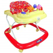 Andadera Para Bebe musical con juguetero Volante