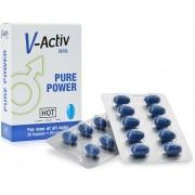 V-activ for men – hatékony potencia szer -20 tabletta
