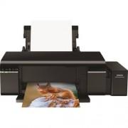 EPSON Tintasugaras nyomtató - L805 (A4, színes, 5760x1440 DPI, 37 lap/perc, USB/WiFi, CD/DVD, ult. tintakap.)