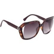 Fendi Over-sized Sunglasses(Grey)