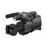 Sony HXR-MC2500E - Obiectiv Sony G zoom optic 12x, Wi-Fi, 32GB