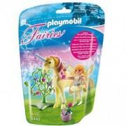 Комплект Плеймобил 5442 - Фея на цветята с еднорог слънчеви лъчи, 290934