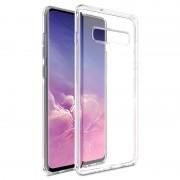 Capa de TPU Imak UX-6 para Samsung Galaxy S10 - Transparente