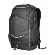 "Backpack, Trust 15.6"", GXT 1255 Outlaw Gaming, Black (23240)"