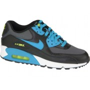 Nike Air Max 90 Gs Black,Blue