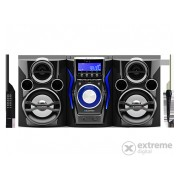 Microsistem Hifi Blaupunkt MC60BT CD/MP3/USB/Bluetooth/Funcție Karaoke, negru