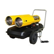Master - B300CED - Tun de caldura pe motorina, 88 kW, 1800 m3/h, 2.4 A, ardere directa, monofazat