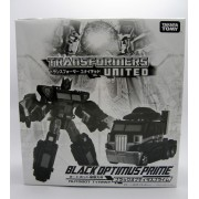 Transformers United Black Optimus Prime - Tokyo Toy Show 2012
