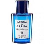 Acqua Di Parma Blu mediterraneo mandorlo di sicilia - eau de toilette unisex 150 ml vapo
