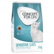 Concept for Life Sensitive Cats - 2 x 10 kg