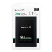 "SSD 2.5"", 512GB, Team Group GX2, SATA3 (T253X2512G0C101)"