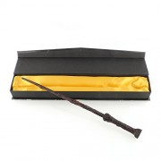 Others Harry Potter Magic Wand Replica Cosplay with Box, Black
