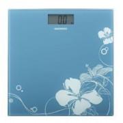 Cantar electronic Daewoo DBS210BL, 150 kg (Albastru)