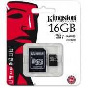 Kingston 16GB G2 Class 10 UHS-I microSDHC memóriakártya
