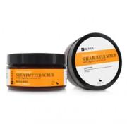 ORGANIC SHEA BUTTER SCRUB (Organic - Sweet Orange) (8oz) 236.5ml