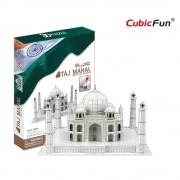 Cubicfun Mausoleul Taj Mahal India Puzzle 3D 87 de piese