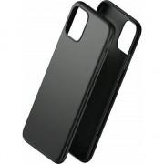 Matt 3MK iPhone Cazul 11 negru / negru