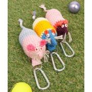 ねずみのボールホルダー ゴルフウェアレディース マウス型ChuChuボールホルダー