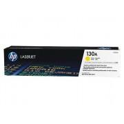 HP CF352A Lézertoner Color LaserJet Pro MFP M176n nyomtatóhoz, HP 130 sárga, 1k Eredeti kellékanyag