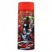 Marvel Avengers doccia gel 400 ml