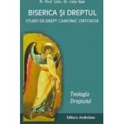 Biserica si dreptul Vol. 1 Teologia dreptului - Liviu Stan