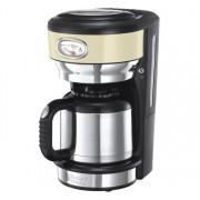 Russell Hobbs 21712-56 Retro Krém termoszos filteres kávéfőző