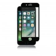 Mica Cristal Templado Para Iphone 7 5D Triple Capa Grueso - Negro