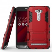 Coque Tpu Hybride Pour Asus Zenfone 2 Laser Ze601kl Ze600kl - Rouge