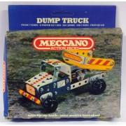 Meccano action packs DUMP TRUCK 1981 Airfix