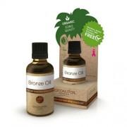 Coconutoil Cosmetics Bronz olaj, 95 ml