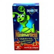 Minimartieni Imunactiv cu aroma de Capsuni 50tab Walmark