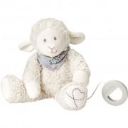 Käthe Kruse Muziekspeeltje Lamb Mojo wit 0187414