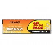 MITSAI Pilas Alcalinas MITSAI Pack Promo 12 x AA