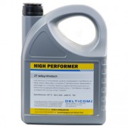 High Performer 2-stroke oil partly synthetic 5 Litre Can
