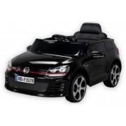 Masinuta VW Golf GTI Premium Soft-Start Music Player LED Mp3 Negru