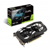 Asus DUAL-GTX1650-4G Scheda Video GTX 1650 4Gb GDDR5 Dual Fan