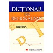 DICTIONAR DE REGIONALISME