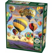 Cobble Hill puzzle 1000 pieces - Hot Air Balloons