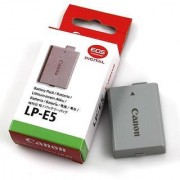 Canon LP-E5 Rechargeable Lithium-Ion Battery (7.4V 1080mAh) Lpe5