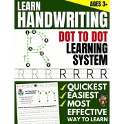 Learn Handwriting: Dot to Dot Practice Print book (Trace Letters Of The Alphabet and Sight Words), Paperback/Brighter Child Company