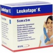Bsn Medical Leukotape K - cerotto elastico per taping neuromuscolare Blu 5 m X 5 cm