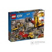 LEGO® City Amplasamentul minerilor experti 60188