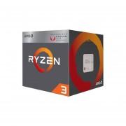 Procesador AMD Ryzen 3 2200G, 3.5 GHz hasta 3.7 GHz con gráficos