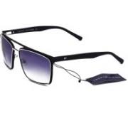 Tommy Hilfiger Rectangular Sunglasses(Blue)