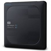 WD My Passport Wireless Pro 2 TB, med kortläsare och WiFi