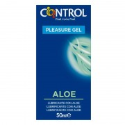 Control Pleasure Gel Lubricante con Aloe 50 ml