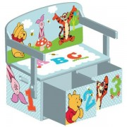 Bancuta Delta Children Disney Winnie The Pooh 2 in 1